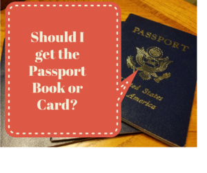 Should i get the passport book or card keeping life simple first of all what is a passport card it is basically a wallet size document or card that allows you to reenter the united states from mexico canada ccuart Images